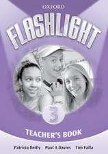 Flashlight 3: Teacher's Book