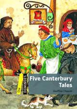 Dominoes: One: Five Canterbury Tales