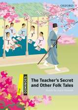Dominoes: One: The Teacher's Secret and Other Folk Tales