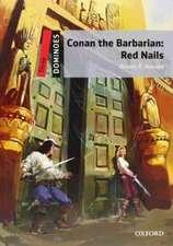 Dominoes: Three: Dominoes Three Conan the Barbarian: Red Nails Pack