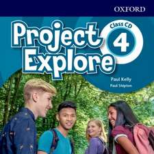 Project Explore: Level 4: Class Audio CDs