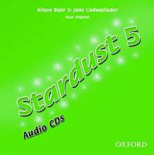 Stardust 5: Audio CD