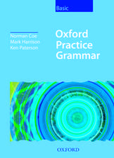 Oxford Practice Grammar Basic: Without Key