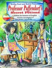Professor puffend story book