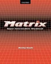 Matrix: Upper-Intermediate: Workbook