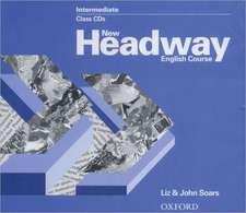 New Headway: Intermediate: Class Audio CDs (2)