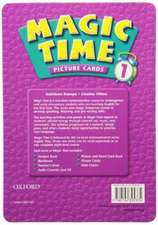 Magic Time 1: Picture Cards