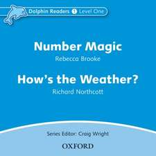 Dolphin Readers: Level 1: Number Magic & How's the Weather? Audio CD