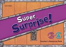 Super Surprise!: 3-4: Teacher's Resource Pack
