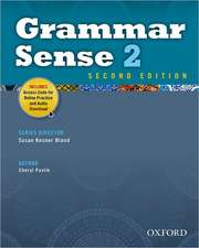 Grammar Sense: 2: Student Book with Online Practice Access Code Card