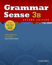 Grammar Sense: 3: Student Book B with Online Practice Access Code Card