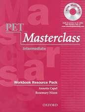 PET Masterclass:: Workbook Resource Pack