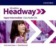 Headway: Upper-Intermediate: Class Audios