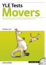 Cambridge Young Learners English Tests: Movers: Teacher's Pack: Practice tests for the <em>Cambridge English: Movers</em> Tests