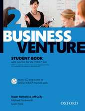 Business Venture 2 Pre-Intermediate: Student's Book Pack (Student's Book + CD)