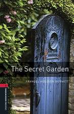 Oxford Bookworms Library: Level 3:: The Secret Garden audio pack
