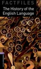 Oxford Bookworms Library Factfiles: Level 4:: The History of the English Language Audio Pack