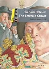 Dominoes: One: Sherlock Holmes: the Emerald Crown Audio Pack