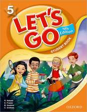 Let's Go: 5: Student Book