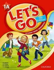 Let's Go: 1a: Student Book and Workbook