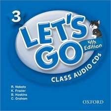 Let's Go: 3: Class Audio CDs