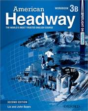 American Headway Second Edition Level 3b Workbook