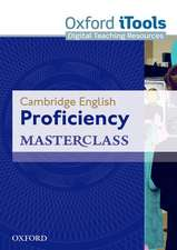 Cambridge English: Proficiency (CPE) Masterclass: iTools