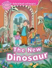 Oxford Read and Imagine: Starter: The New Dinosaur