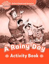 Oxford Read & Imagine Beginner Activity Book Title 4