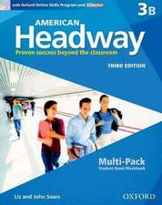 American Headway: Three: Multi-Pack B with Online Skills and iChecker: Proven Success beyond the classroom