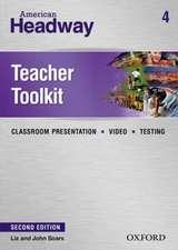 American Headway: Level 4: Teacher Toolkit CD-ROM