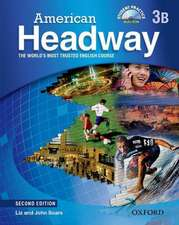 American Headway: Level 3: Split Student Book B with MultiROM