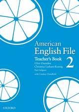 American English File Level 2: Teacher's Book