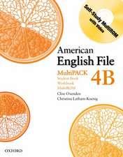 American English File Level 4: Student Book/Workbook Multipack B