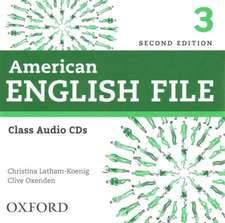 American English File: 3: Class CD