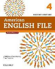 American English File: 4: Student Book with Online Practice