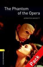 Oxford BookwormsL 1 Phantom of the opera cd Pack ED 08