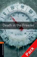 Oxford Bookworms Stage 2: Death in ther Freezer CD Pack ED 0