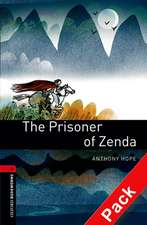 Oxford Bookworms Stage 3: The Prisoner of Zenda CD Pack ED 0