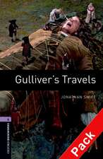 Oxford Bookworms Library: Level 4:: Gulliver's Travels audio CD pack