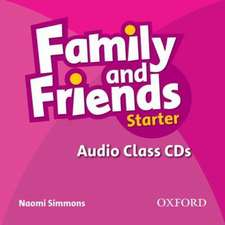 Family and Friends: Starter: Audio Class CD (2 Discs)