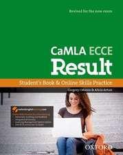 CaMLA ECCE Result: Student's Book with Online Skills Practice