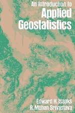 Isaaks, E: Applied Geostatistics