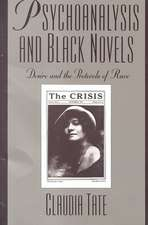 Psychoanalysis and Black Novels: Desire and the Protocols of Race