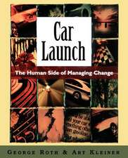Car Launch: The HUman Side of Managing Change