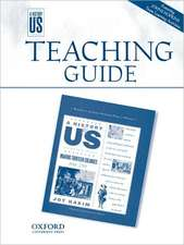 A History of US: Book 2: Making 13 Colonies 1600-1740: Teaching Guide for Grade 8 3rd Edition