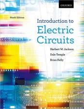 Introduction to Electric Circuits, Ninth Edition
