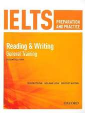 IELTS Preparation & Practice Reading & Writing General Training Students Book