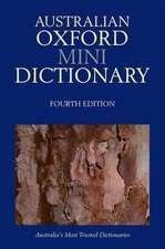 Australian Oxford Mini Dictionary