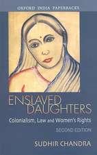 Enslaved Daughters
